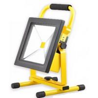 REFLECTOR LED RECARGABLE 30W CON BASE MOVIL R30W03R