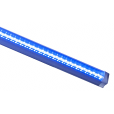 REGLETA LED 4 PIES COLOR AZUL 20W T8X2C01A